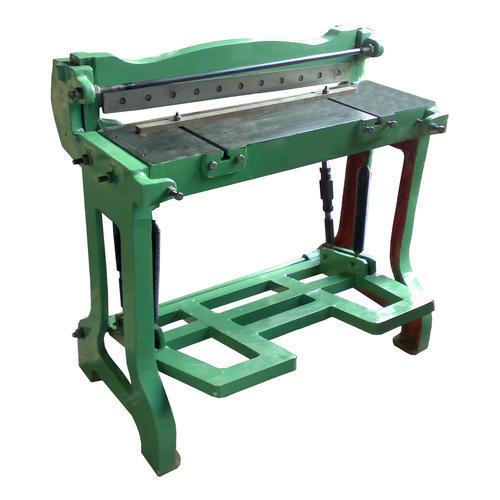 machine tool foot shearing