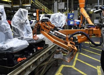 4 Contoh Mesin Manufaktur